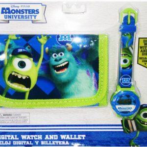 Set-billetera-reloj-digital-Monstruos-University