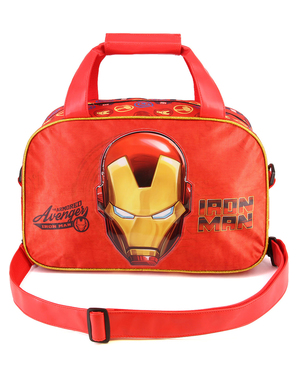 Bolso-deporte-Iron-Man-Armour